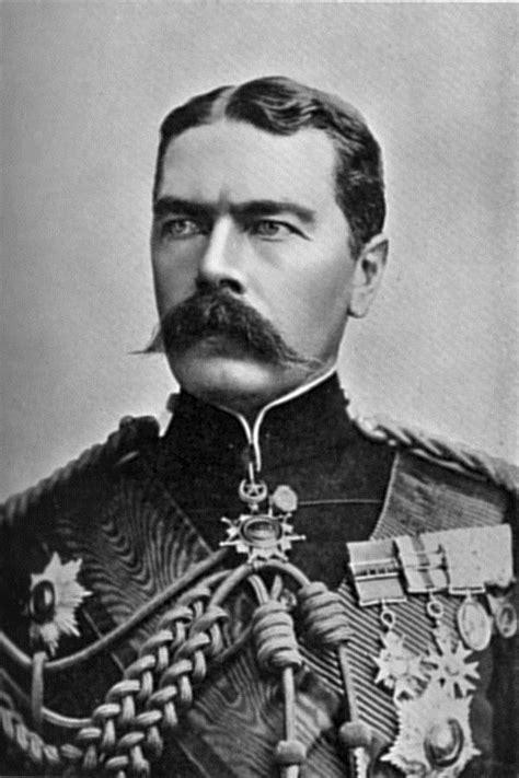 Horatio Kitchener by Kitchener Photo Boer War Site