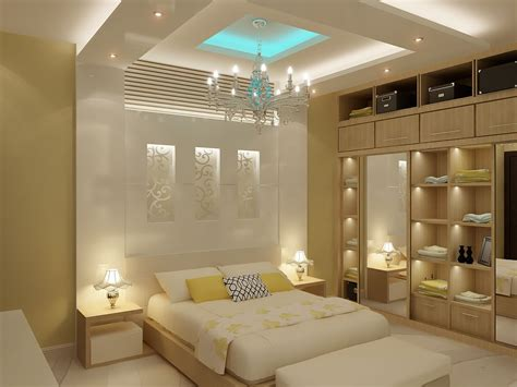 bedroom residential bedroom false ceiling design