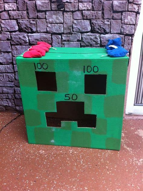 childs bean bag toss minecraft creeper bean bag toss the loved this