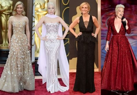 Dresses Ruled At The Oscars Get The Look For Less by Os Looks Do Oscar 2014 Fashionismo