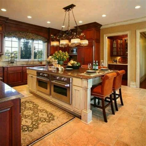 Kitchen Island Design With Oven Pin By Aparicio On Royal Kitchen