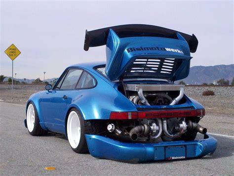 3c321 Oh Mah Gerd Bisimoto Porsche 911 Twin Turbo