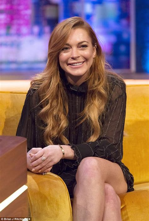 Is Lindsay Lohan These Days by Lindsay Lohan Recalls Solitary Confinement In Prison