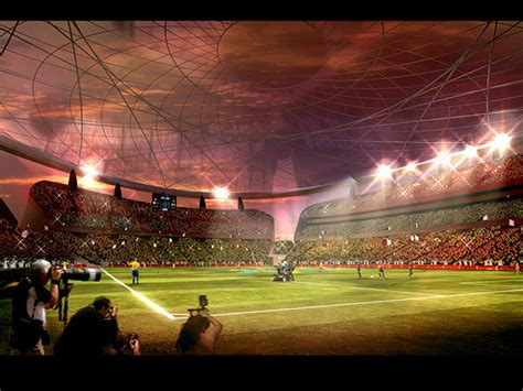 world cup  qatars stadiums  pictures football