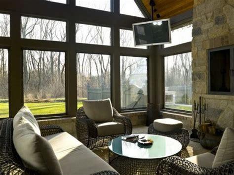 Sun Windows Decor 35 Beautiful Sunroom Design Ideas