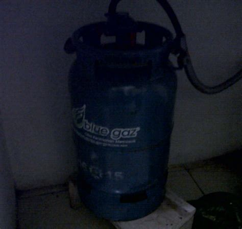 Tabung Blue Gaz Biar Lebih Aman Pake Blue Gaz Ah Firman Personal