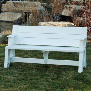 convert a bench folding picnic table convert a bench them print and walmart