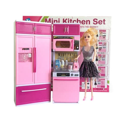 Kitchen Set Anak Pink jual 5622 mini kitchen set mainan anak perempuan