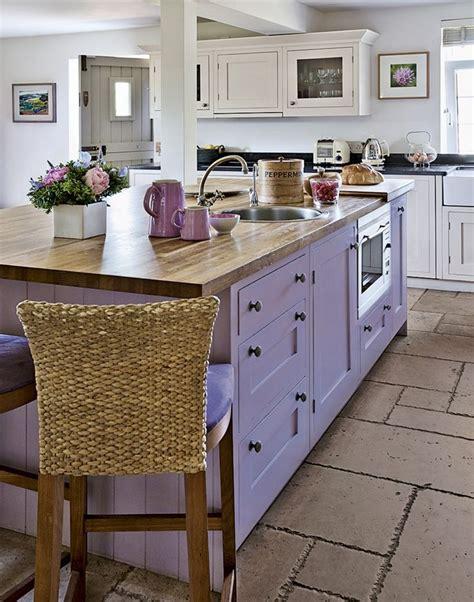 Purple Painted Kitchen by Best 20 Purple Kitchen Ideas On Purple