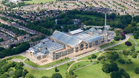Free Floorplan by Alexandra Palace Exhibition Centre Visitlondon Com