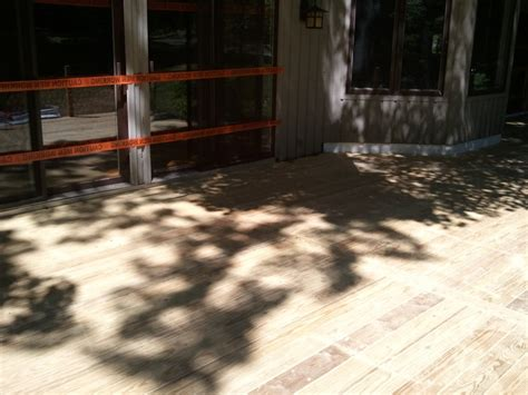 pic s of new deck were building decks fencing