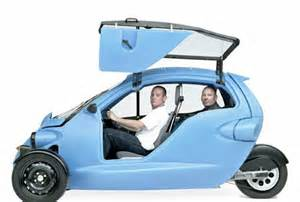 Design An Electric Car Transportation Tues The Sam Recyclable Electric Vehicle