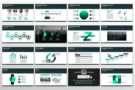 modern business ppt template by goodpel design bundles