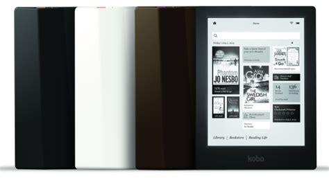 ebook reader illuminato kobo aura hd ebook reader e ink illuminato da 6 8 pollici