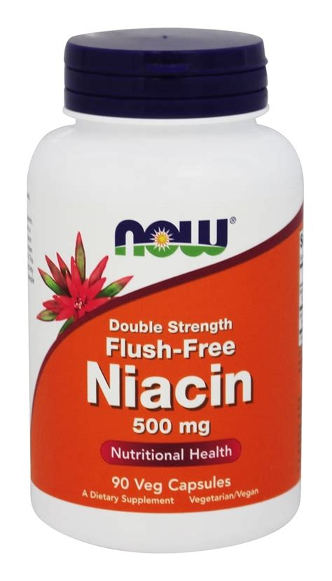 Where To Buy Niacin Detox Pills by Buy Now Foods Niacin Flush Free Strength 500 Mg