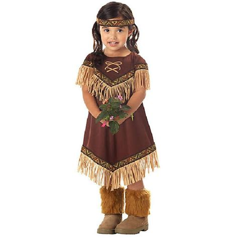 cartoon indian princess dress california costume collections toddler lil indian princess