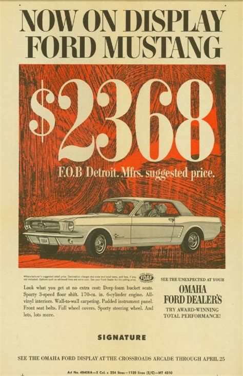 Best 25  Ford mustang history ideas on Pinterest   Ford