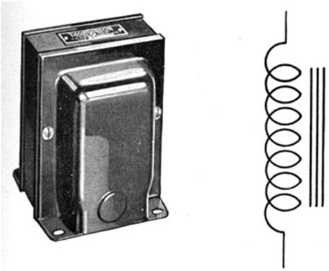 inductor choke symbol introduction to radio equipment chapter 9
