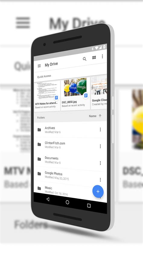 drive quick access google drive adds machine learning backed quick access