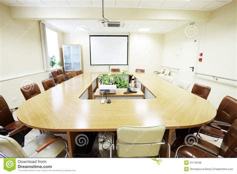 Free Meeting Rooms by Business Meeting Room Royalty Free Stock Photos Image 21178168