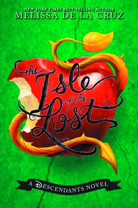 the lost book the isle of the lost a descendants novel magazine