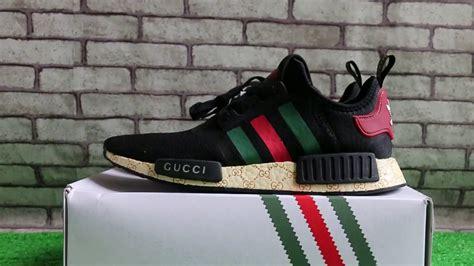 adidas nmd r1 boost x gucci hd