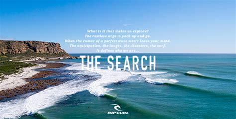 The Searcher rip curl the search anywhere anytime