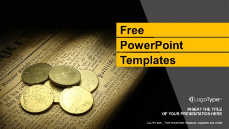 templates powerpoint money free finance powerpoint templates design
