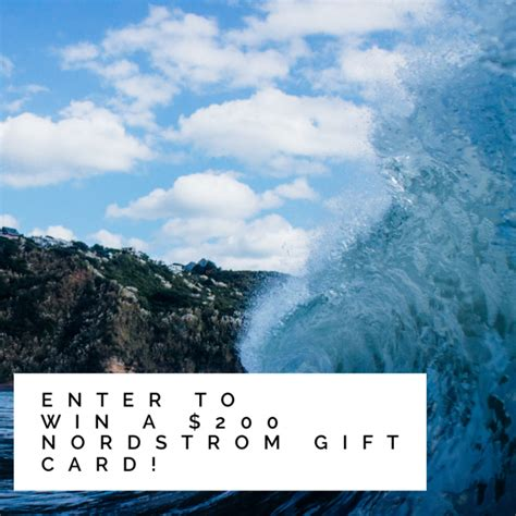Sell Nordstrom Gift Card - 200 nordstrom gift card giveaway ends 7 4 mommies with cents