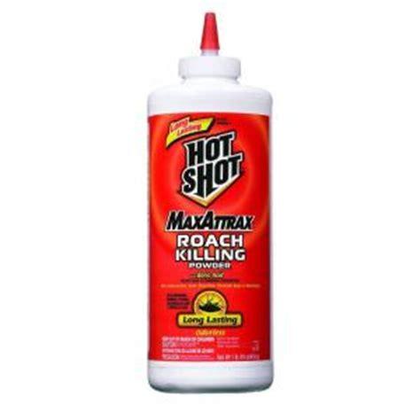 hot shot bed bug powder hot shot maxattrax roach killing powder with boric acid 1 lb