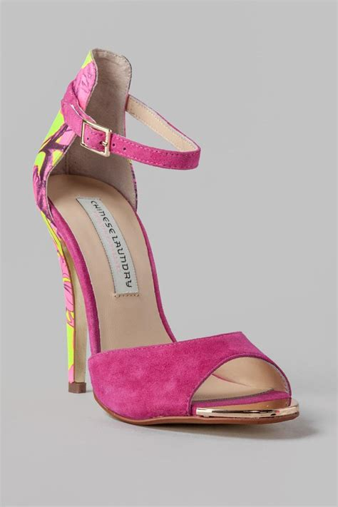 kristin cavallari shoes kristin cavallari shoes leale printed in pink