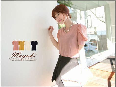 tokyo fashion butik baju korea dress korea import