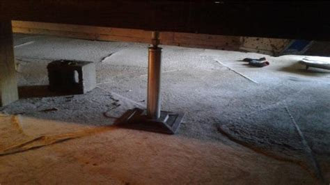 itg basement systems foundation repair before and after