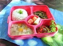 katering harian murah  sehat pilihan menu