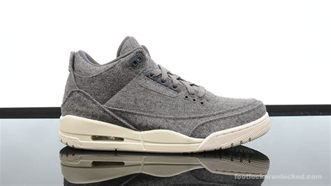Foot Locker 200 Giveaway - air jordan 3 retro wool foot locker blog