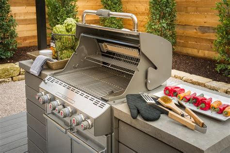 Outdoor Gas Kitchen by Pictures Of The Hgtv Smart Home 2015 Deck Hgtv Smart
