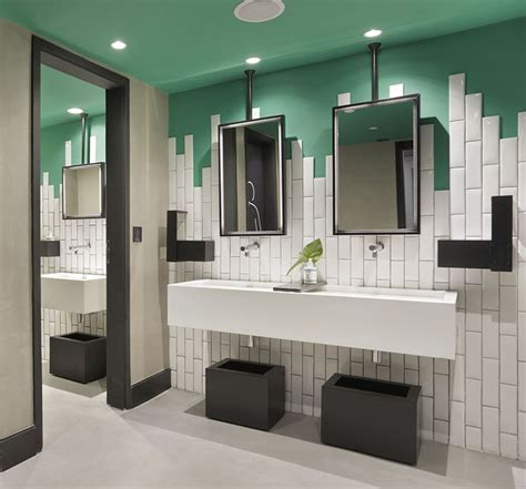 tiling ideas for bathrooms 20 best ideas about commercial bathroom ideas on