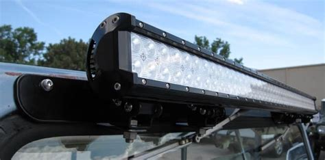 Led Light Bar Review Best Atv Led Lights Bars Reviews Top Light Bars 2018