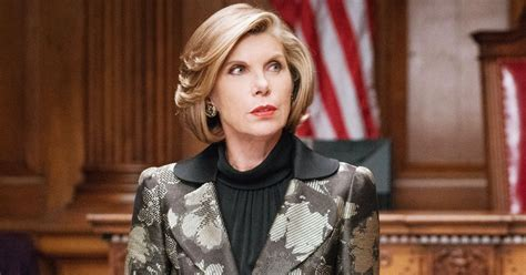 good wife hairstyle let s celebrate the inimitable style of the good wife s