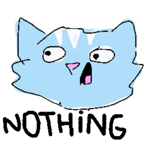Nothing Meme - nothing mica face meme by micathekitty on deviantart
