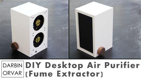 diy desktop air purifier adafruit industries makers hackers artists designers  engineers