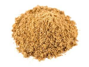 ground coriander coriander powder savory spice