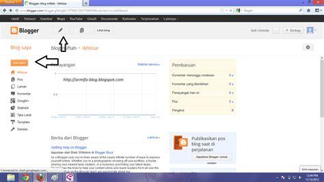 tutorial membuat blog html cara mudah membuat blog tutorial blog blog armifa