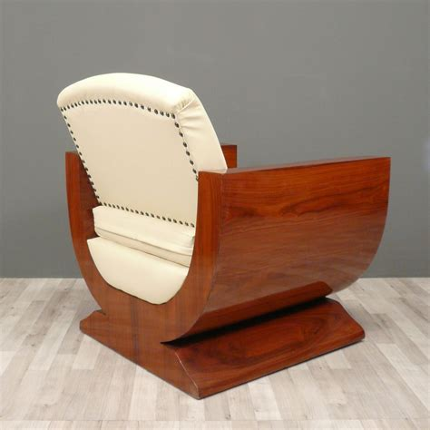Pair of armchairs art deco   Art deco furniture