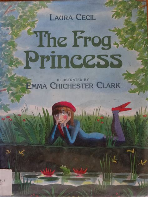 The Frog Princess A Book Review The Squishable Baby The Princess Frog Book