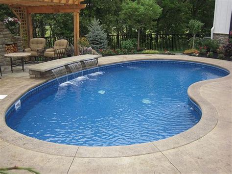 Swimming Pools Small Backyards 19 Swimming Pool Ideas For A Small Backyard Homesthetics Inspiring Ideas For Your Home