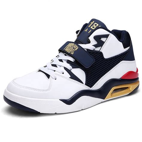 tallest basketball shoes velcro elevator fashion sneakers for add taller 3