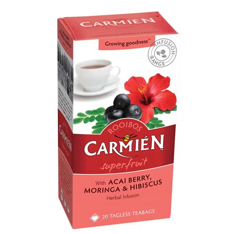Acai Detox Tea by Fruit 1x50g Carmien Tea