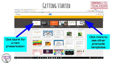 google slides themes education google apps for education gafe slides virginia is for