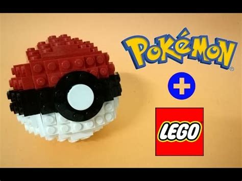 lego pokeball tutorial lego pokeball pokemon instructions doovi